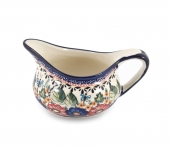 Gravy boat - Polish pottery