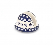 Napkin holder - Polish pottery
