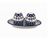 Set for seasonings - Polish pottery