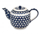 Teapot - Polish pottery