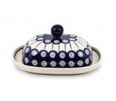 Butterdish - Polish pottery