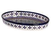 Dish - Polish pottery
