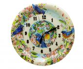 Clock - Polish pottery