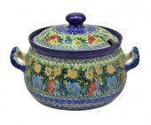 Soup turrin - Polish pottery