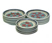 Dinnerware set p.1 - Polish pottery
